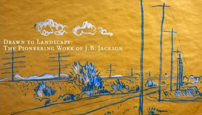 "New Architecture Books: ""Traces of J. B. Jackson – The Man Who Taught Us to See Everyday America"""