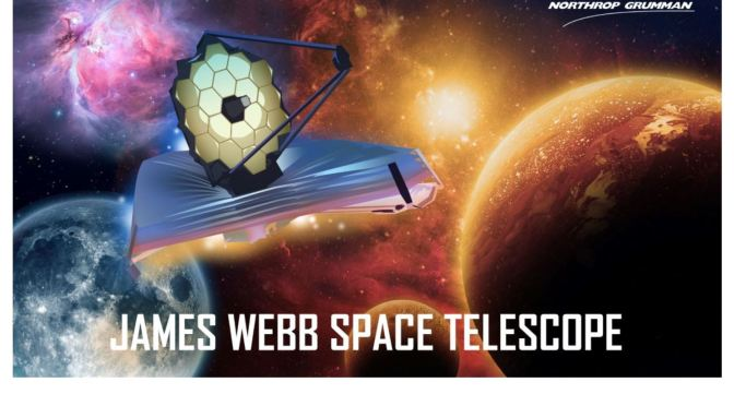 "NASA: ""James Webb Space Telescope"" Mission (Video)"