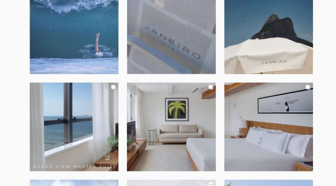 "Destination Hotels: ""Janeiro"" On The Sand In Trendy ""Leblon"" Section Of Rio (Podcast Review)"