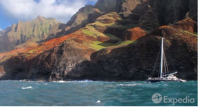 "New Video Travel Guides: ""Kauai"" From Expedia (2020)"