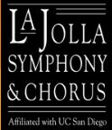 La Jolla Symphony & Chorus logo