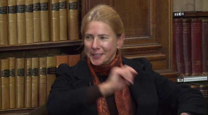 Video Interviews: 62-Year Old Journalist Lionel Shriver (Oxford Union)