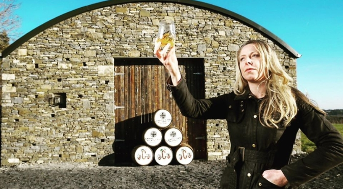 Podcast Interview: JJ Corry Irish Whiskey Founder Louise McGuane On Whiskey Bonding