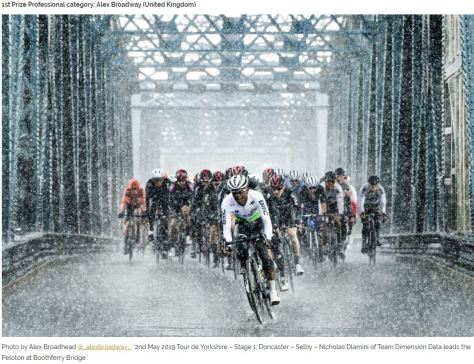 Mark Gunter 2019 Photographer of the Year 1st Prize Alex Broadway UK Tour De Yorkshire