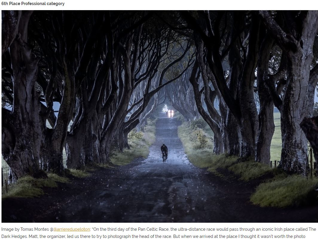 Mark Gunter 2019 Photographer of the Year 6th Place Tomas Montes Pan Celtic Race