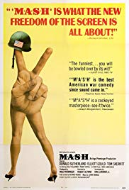 MASH Movie Poster Release Date January 1970
