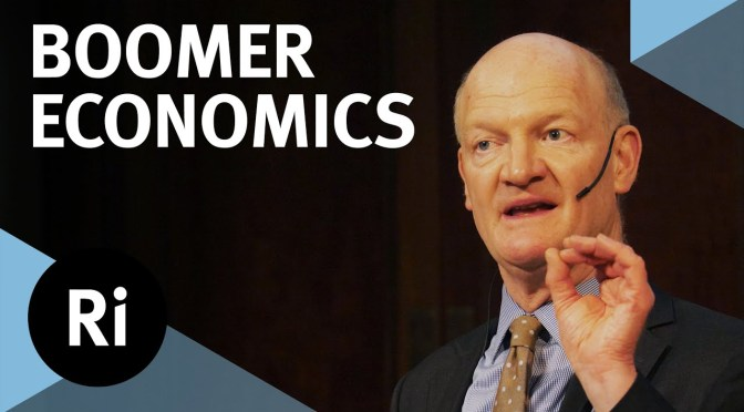 """Baby Boomer Economics: """"Have Boomers Pinched Their Children's Futures?"""""""