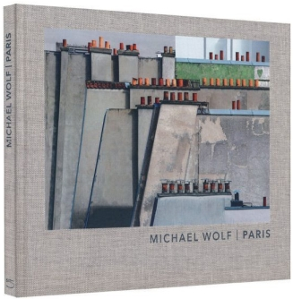 Michael Wolf Paris Five Continents Editions book January 2020 Cover