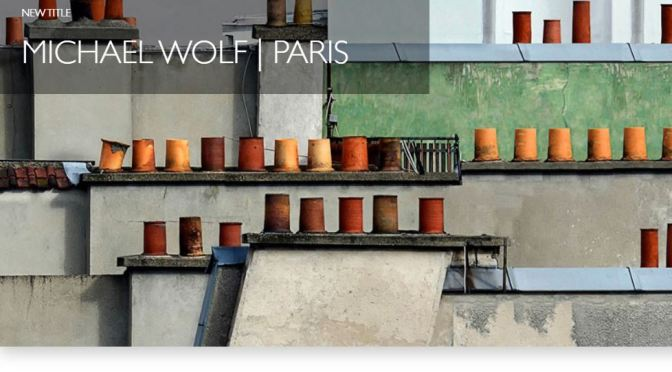 "New Photography Books: ""Michael Wolf 