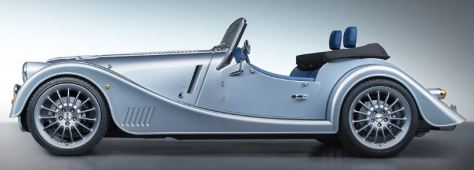 Morgan PlusSix First Edition Moonstone Roadster 2020