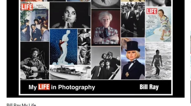 Tributes: LIFE Magazine Photographer Bill Ray Dies At 84 (1936 – 2020)