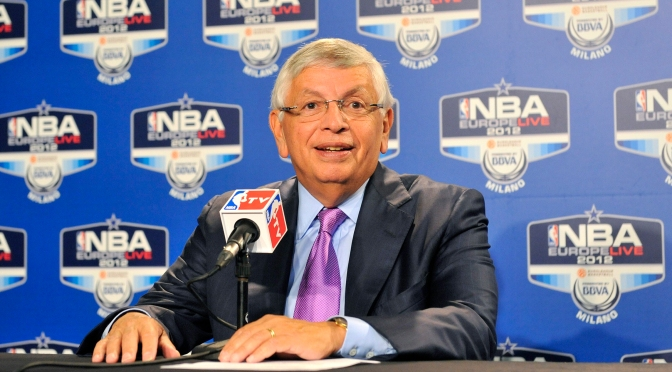 Profiles: 79-Year Old NBA Commissioner David Stern Has Died (1942-2020)