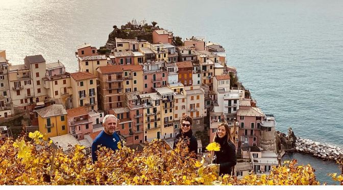 "Food & Wine: ""Nessun Dorma Cinque Terre"" Offers Vineyard Tour & Tasting In Manarola, Italy"
