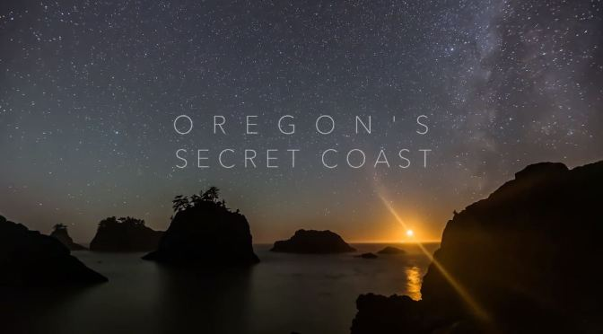"Top New Travel Videos: ""Oregon's Secret Coast"""