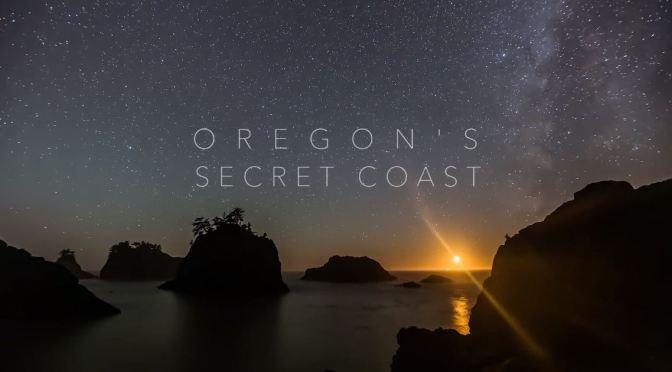 """Top New Travel Videos: """"Oregon's Secret Coast"""""""