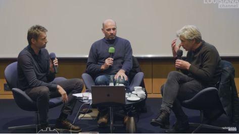 Peter Doig & Karl Ove Knausgård On Edvard Munch Louisiana Channel January 6 2020 video