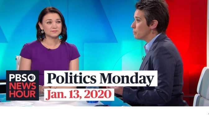 Politics Monday: Tamara Keith And Amy Walter On Latest News (PBS Video)