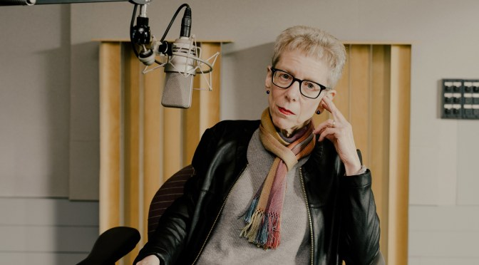 "Interview Podcasts: 68-Year Old ""Fresh Air"" Host Terry Gross (New Yorker)"