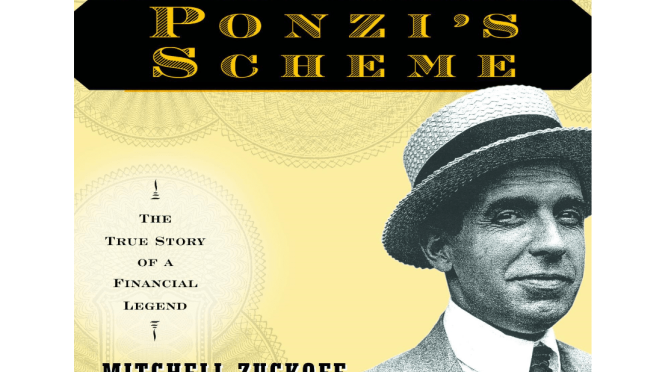 "History Podcasts: 100 Years Ago Charles Ponzi And His ""Scheme"" Were Arrested (Podcast)"