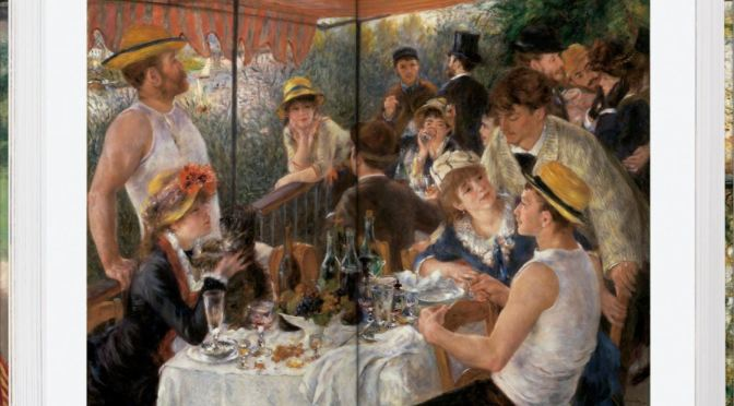 "New Art Books: ""Renoir"" By Gilles Néret (Taschen)"