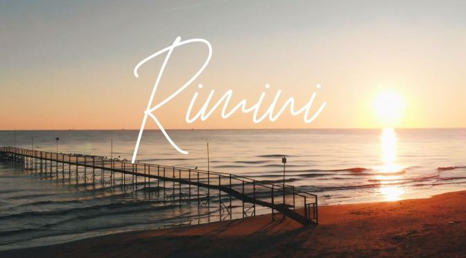 "Italian Travel Videos: ""Rimini"" On The Adriatic"