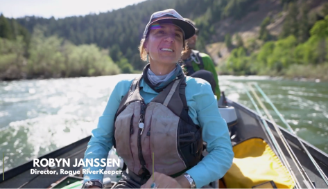 Rogue River Oregon The Conservation Alliance Uncage The Soul Video January 7 2020