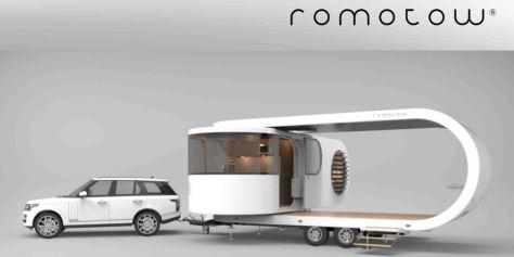 Romotow T8 2020 Camper Trailer Header