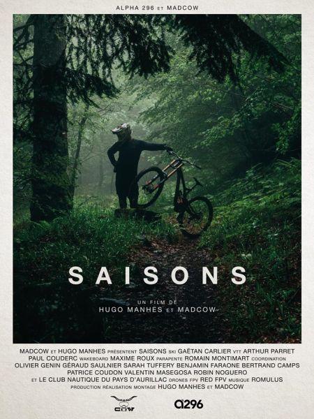 Saisons Travel & Sport Short Film by Hugo Manhes January 2020