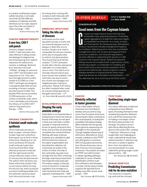 Science Magazine Research Highlights January 23 2020-page-1