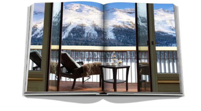 "New Travel Books: ""St. Moritz Chic"" (Assouline)"