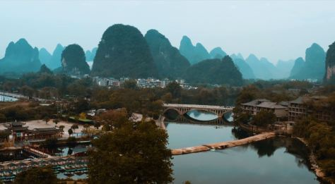 The Beauty of Guilin Southern China Travel Video Dennis Schmelz January 27 2020