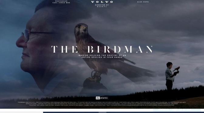 "Conservation Short Films: ""The Birdman"" Profiles A Scientist's Quest To Save The Mauritius Kestrel"