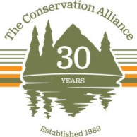 The Conservation Alliance 30 Years Logo