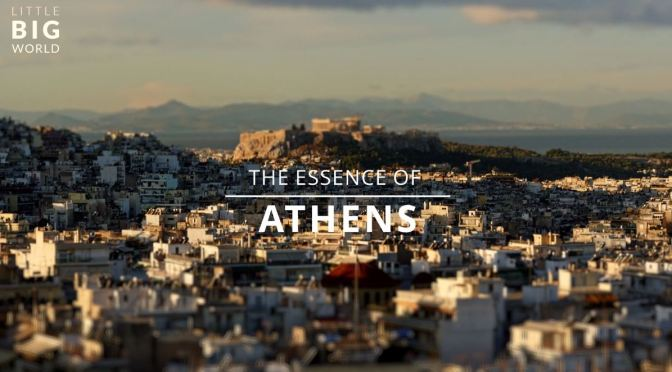 "Top New Travel Videos: ""The Essence Of Athens"" In Timelapse By Joerg Daiber"