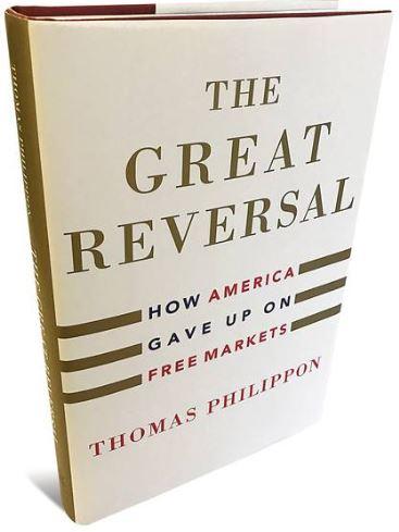 The Great Reversal Thomas Phillippon
