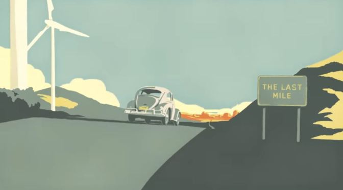 Classics: VW Bids Farewell To The Beetle (1949-2019) In Animated Music Video