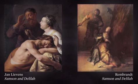 The Rivalry of Rembrandt and Jan Lievens Sotheby's video January 17 2020