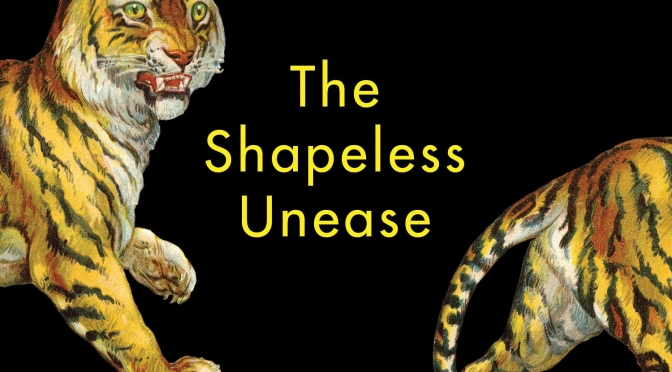 "New Books: ""The Shapeless Unease – A Year Of Not Sleeping"" By Samantha Harvey (January 2020)"