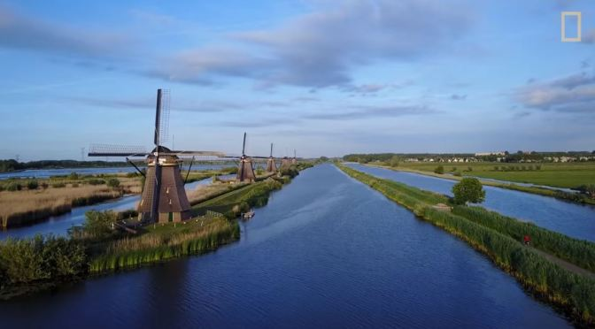 Travel: How The Dutch Windmills Are Causing The Netherlands To Sink