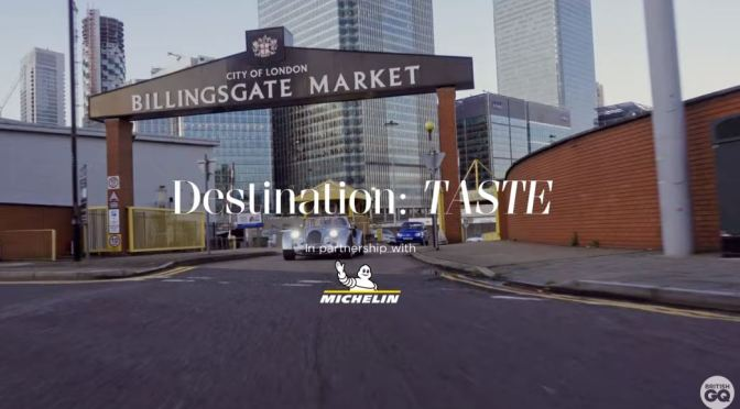 Travel & Dining: Touring London In A 2020 Morgan Plus Six Roadster (Video)
