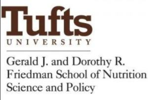 Tufts School of Nutrition Science and Policy logo