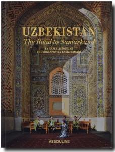Uzbekistan Assouline Book Cover 2020