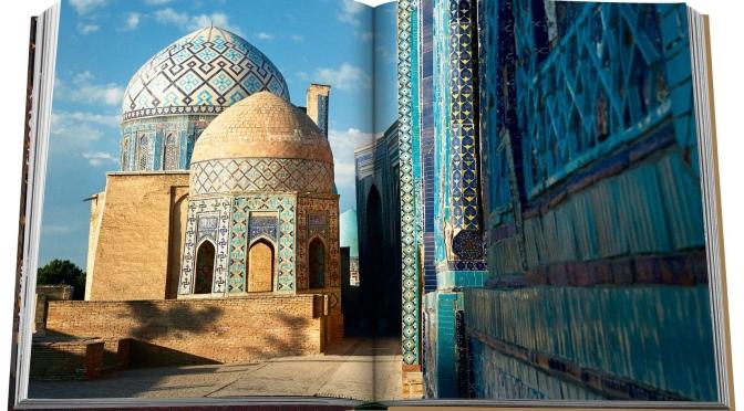 "New Travel Books: ""Uzbekistan – The Road to Samarkand"" (Assouline)"