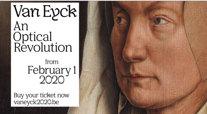 "New Museum Exhibitions: ""Van Eyck – An Optical Revolution"" At MSK Ghent"