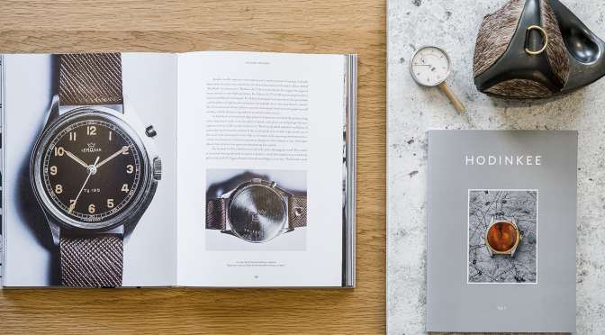 "Collectors Books: ""Watches – A Guide by Hodinkee"" (Assouline)"