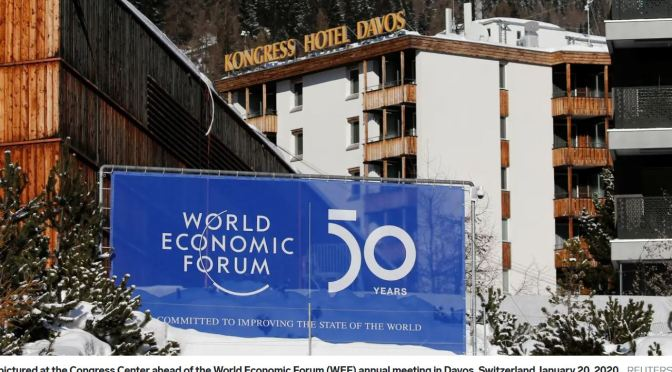 "International Affairs: ""Does The World Need Davos?"" (The Economist)"