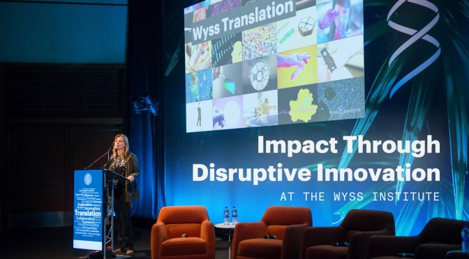 "Tech Videos: ""Impact Through Disruptive Innovation"" (Harvard)"