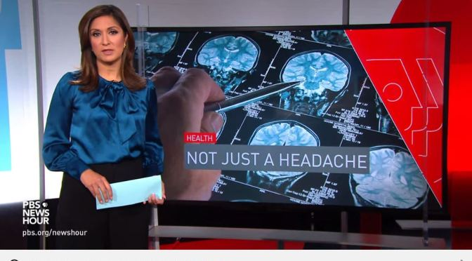 Health: Migraines Affects 47 Million Americans, 75% Of Whom Are Women (PBS)