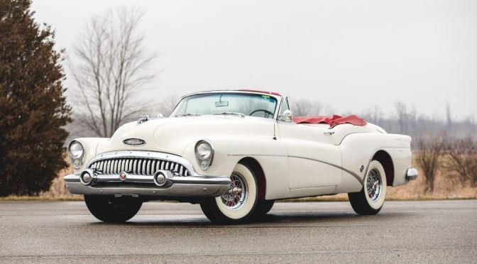 """American Cars: """"1953 Buick Skylark Convertible"""""""