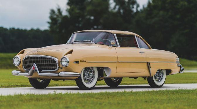 "American Classic Cars: ""1955 Hudson Italia"""
